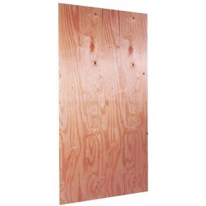 3 4 Quot X4x8 Fire Retardant Plywood Fire Treated