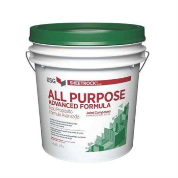 Usg Redi Mix Joint Compound 5 Gallon Green Lid